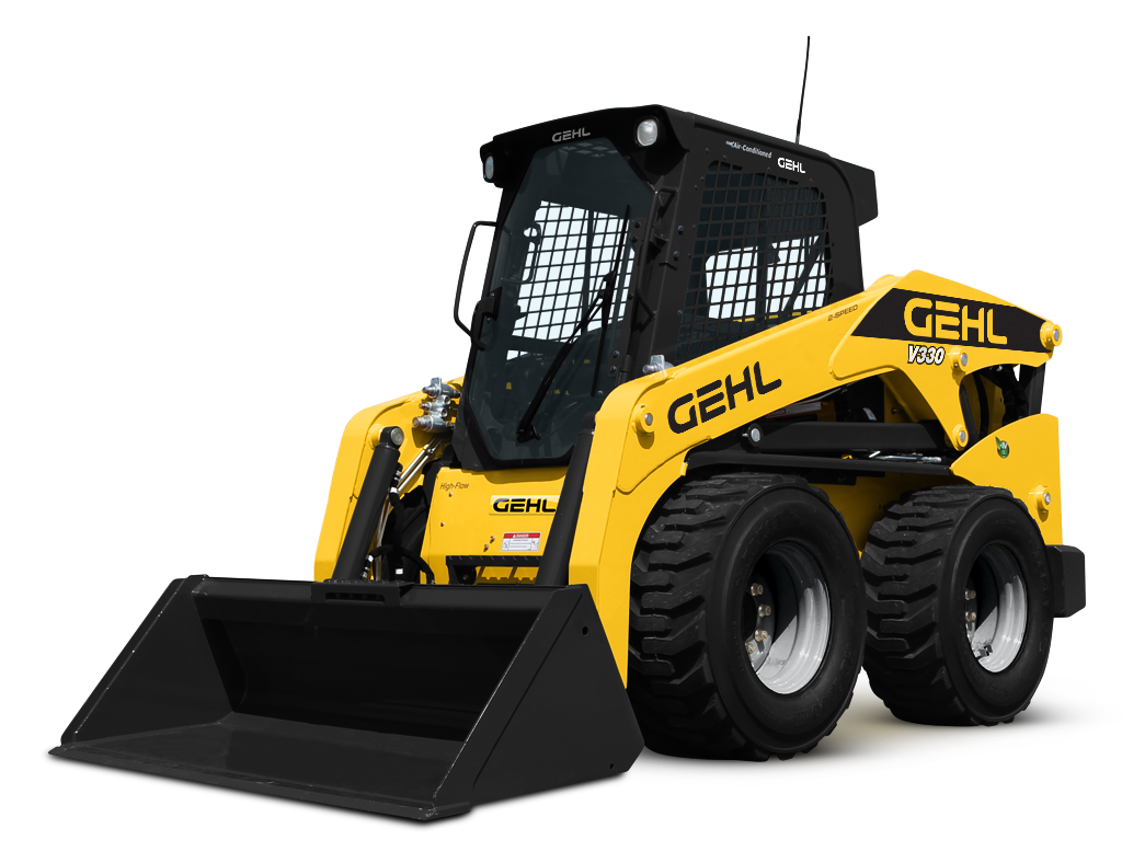 V330 GEN:2 Skid Loader